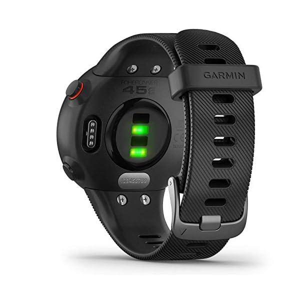Garmin Reloj GPS de Running, Unisex-Adultos, Negro, S