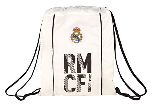 Real Madrid, 40 cm, 611854196 2018 Bolsa de Cuerdas para el Gimnasio,...