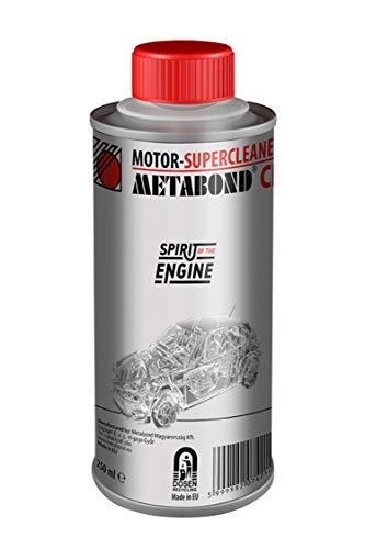 METABOND CL lavaggio interno motore - pulisce internamente i motori a benzina, diesel, GPL, metano e organi di trasmissione, cambio e differenziali. (250 ml)