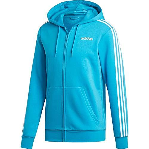 Adidas E 3s Fz FL Herensweatshirt