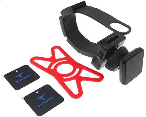 Stuurwiel magneet houder fiets quad bromfiets houder mobiele telefoon smartphone navigatie tracker