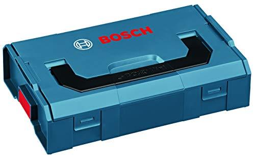 Bosch Professional 1600A007SF BOXX Mini Valigetta Porta Attrezzi, Polipropilene, 300 g, Blu