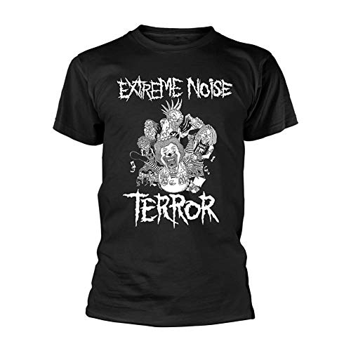 EXTREME NOISE TERROR IN IT for Life T-Shirt XXL