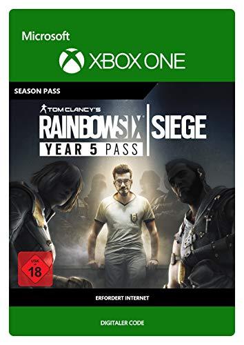 Tom Clancy's Rainbow Six Siege: Year 5 Pass | Xbox One - Download Code