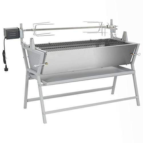 VidaXL - 41349 -Barbecue rtissoire