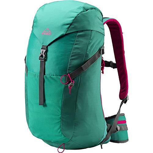 McKINLEY Wander-Rucksack, Mint/Pink, 25