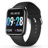 CatShin Relojes Inteligentes Mujer y Hombre,smartwatch Mujer