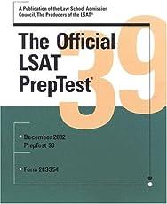 The Official LSAT PrepTest 39
