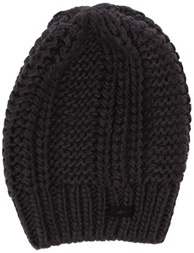 Columbia Women's Hideaway Haven Slouchy Beanie, city grey, One Size