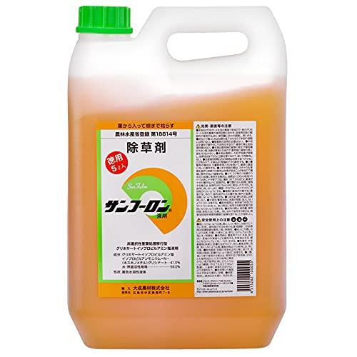 大成農材 除草剤 原液タイプ サンフーロン 5L