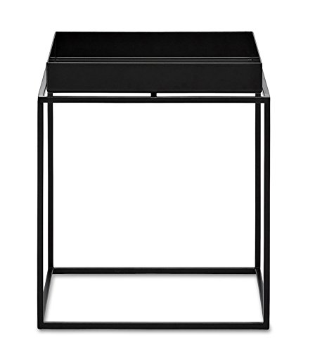HAY - Tray Table - schwarz - 30 x 34 x 30 cm - Design - Beistelltisch - Couchtisch - Sofatisch