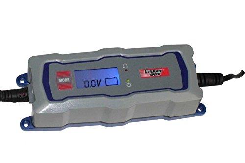 Cargador de Batería para Coches, Moto, Barco con 6V o 12V y