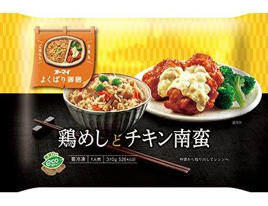 オーマイ よくばり御膳 鶏めしとチキン南蛮 310g×6袋