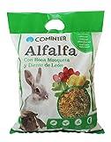 Cominter Alfalfa para Roedores con Rosa Mosqueta y Diente de León - Bolsa de 500g