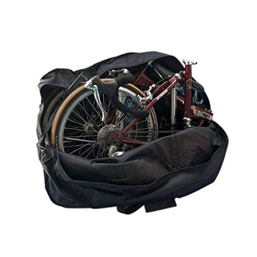 StillCool Bolsa Transporte Bicicleta Plegable para el envío de Viajes aéreos (14-Inch...