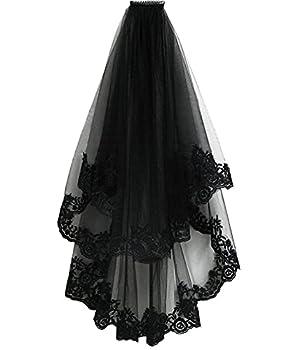 Best black veil Reviews