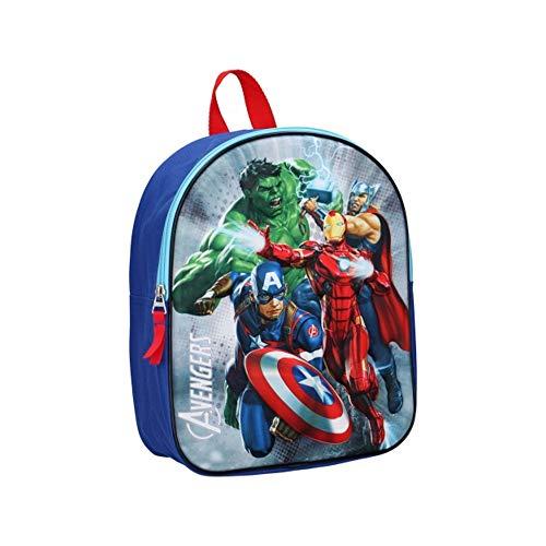 Marvel Avengers Save The Day 3D Kinder Rucksack