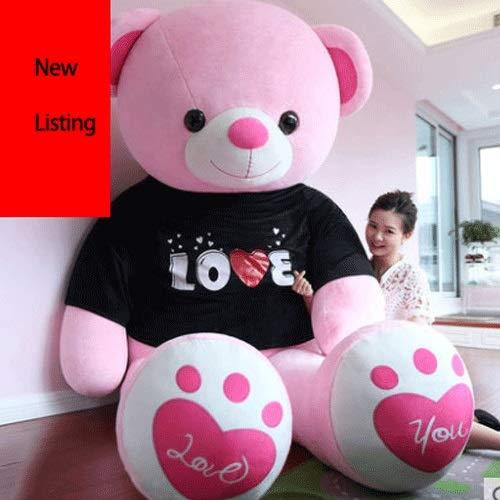 Xfwj Lindo oso como un regalo de cumpleaños para su novia 2021 Últimas Últimas Oficinas Cojín Asiento Lumbar Cojín Lumbar Cojín Cojín Lumbar Almohada Atrás Cojín Silla Cintura Sofá Sofá Embarazada Alm