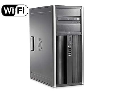 VAR83002 HP 8300 Elite Small Form Factor Desktop Computer (Quad-Core i7-3770