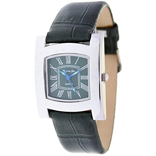 Christian Gar Cg-88629-1 Reloj Analógico para Mujer Caja De Metal Esfera Color Verde