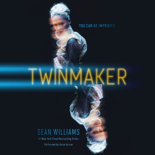 Twinmaker audiobook cover art
