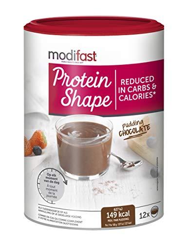 Modifast Protein Shape Pudding Chocolade, 540 g, 1 Units