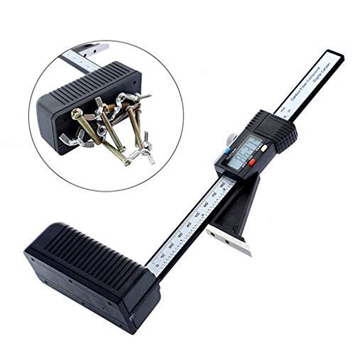 Hahuha Höhenmesser, Digitales Höhenmessgerät 0-150 mm Messschieber Elektronisches Messwerkzeug für die Holzbearbeitung, Werkzeuge & Heimwerker