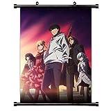 Darwin's Game Anime Fabric Wall Scroll Poster (40,6 x 58,4