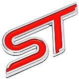 Insignia trasera con letras ST, deportiva