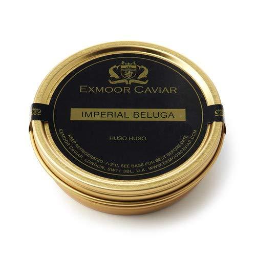 Exmoor Caviar Imperial Beluga Caviar 125g