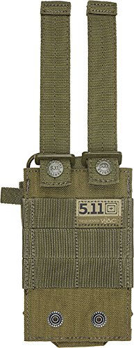 5.11 Radio Pouch Compatible with 5.11 Bags/Packs/Duffels, Style 58718