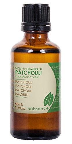 Naissance Olio Essenziale di Patchouli 50ml - Puro,...