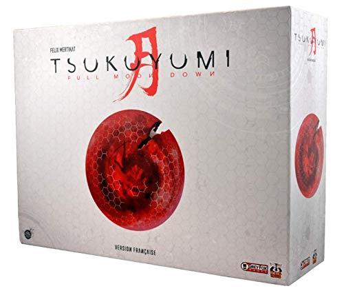 Tsukuyumi: Mondfall, französische Version