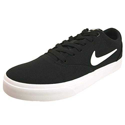 Nike Herren Sb Charge Solarsoft Skateboardschuhe, Schwarz (Black/White 002), 41 EU