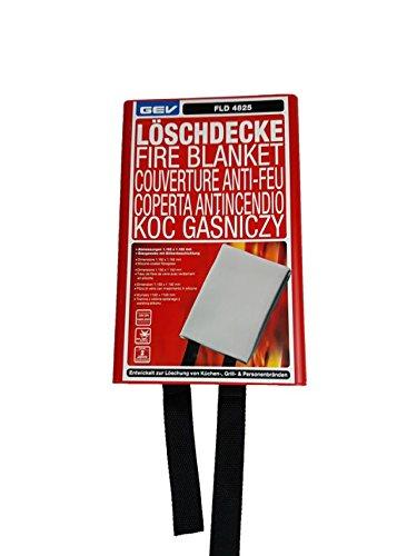 schweisser-king.de Feuerl/öschdecke L/öschdecke Decke Glasgewebe 1600x2000mm