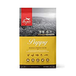 Biologically Appropriate Puppy Food. Featuring free run chicken & turkey, wild caught fish and nest laid eggs Loaded with the richly-nourishing proteins and fats that all puppies require for peak health With 38% richly nourishing protein and 16% carb...