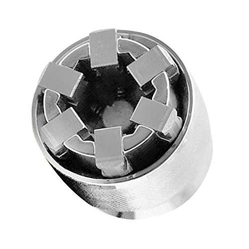 Chowcencen Schlüsselkopf Sleeve Handwerkzeuge Auto-Reparatur-Werkzeug-Werkzeug-3/8-Zoll-Ratsche Schrauben Removal Tool für 3/8-Zoll-Ratsche
