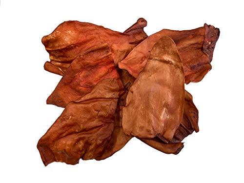 TOP Dog® Knabberohren vom Rind - Angus - fettarm (Knabberohren, 50 Stück)