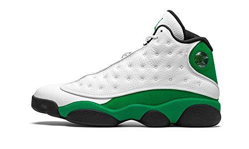 Jordan Mens Air Jordan 13 Retro DB6537 113 Lucky Green - Size 8