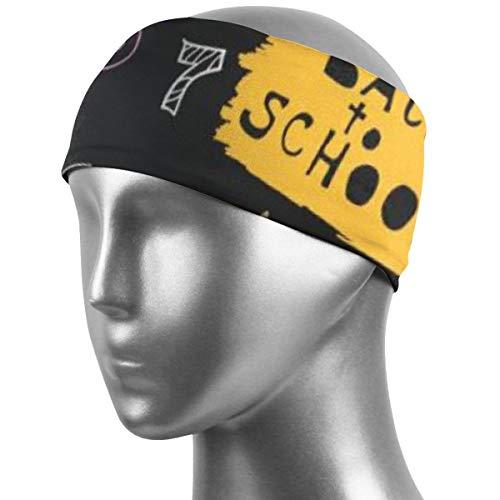 Angelo Gunter Headwear Chalkboard School Seamless Pattern 15