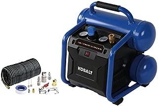 Best kobalt 2 gallon air compressor Reviews