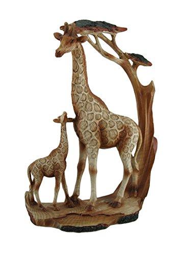 estatua jirafa fabricante Zeckos
