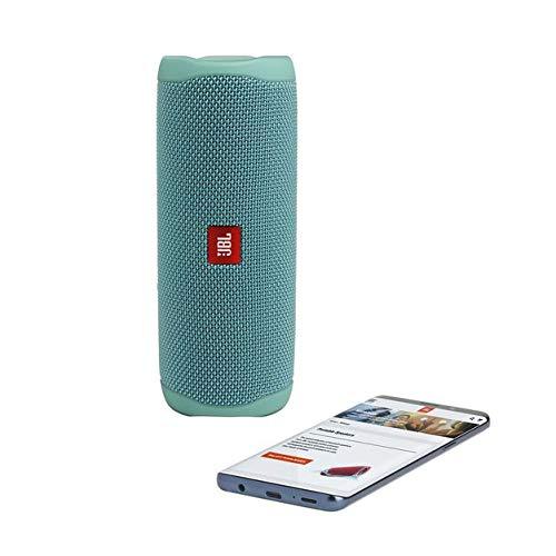 JBL FLIP 5 - Waterproof Portable Bluetooth Speaker - Teal (New Model)