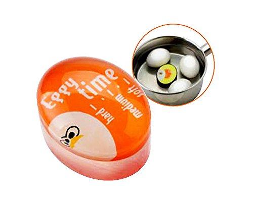 Joie-Timer-Eggy-Kunststoff-orange