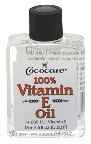 CocoCare Vitamin E Oil, 14000 Iu , 0.5 Oz (Pack of 3)