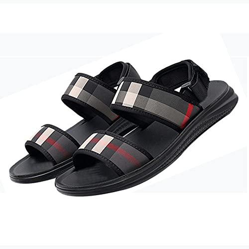 Sandalia deportiva para,con puntera cerrada, impermeables, ligeras sandalias de senderismo para el verano, la playa,C_45