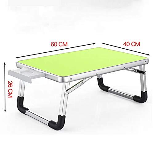 Inklapbare laptopcomputer voor op het bureau, inklapbaar, verstelbaar en opvouwbaar, B