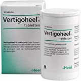 Vertigoheel N50 - for Treatment of Head Dizziness from Excercise Or Other Reasons