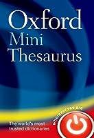 Oxford Mini Thesaurus 5/E