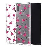 ZhuoFan Samsung Galaxy Tab S4 10.5 Case, Cover Silicone